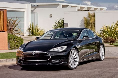 Tesla Model S Mile Range Tesla Model S Epa Rating 89 Mpge 265 Mile Range