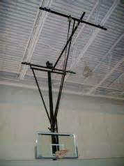 ceiling mounted basketball hoops ceiling mount basketball goals service call hey