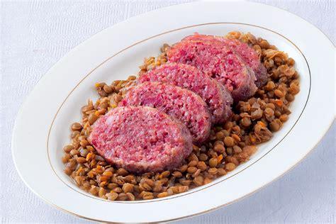 cucinare lenticchie secche senza ammollo ricetta cotechino e lenticchie le ricette de la cucina