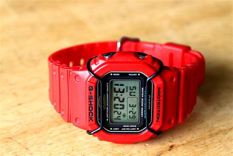 g shock dw 5600e with bull bars 8 casio news parts