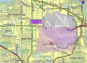 Map Of Chicago Area Airports by Asian Longhorned Beetle Gt O Hare Infestation Map