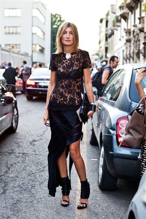 Trend Black Lace Goes Chic by Chic Optez Pour Un Soutien Gorge Apparent Les