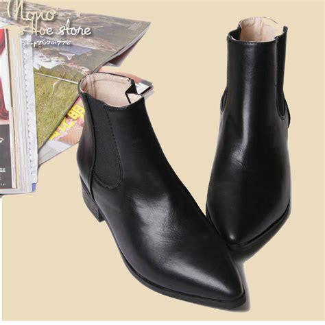fashion vintage 2014 fashion martin boots flat heel