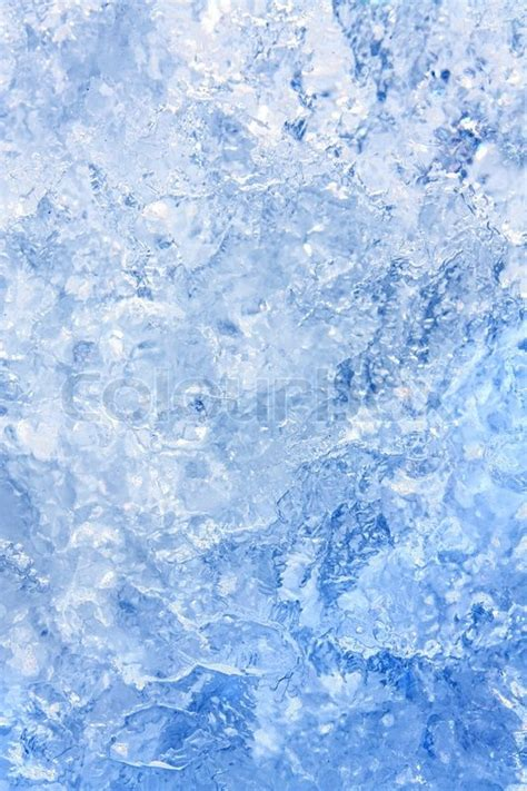 frozen wallpaper suppliers full frame ice background frozen water blue stock