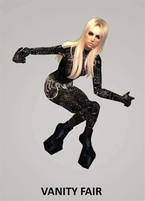 Gaga Vanity Fair 2010 by Gaga Vanity Fair Magazine