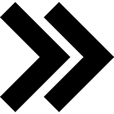 Broken Line right arrow of broken line free arrows icons
