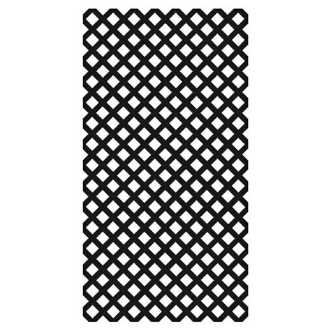 Home Depot Plastic Lattice by Lattice The Home Depot