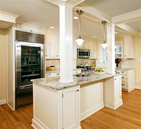 kitchen addition ideas with countryside exterior