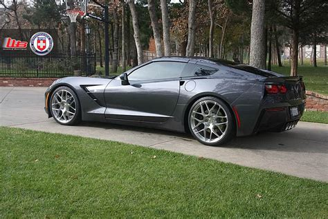 corvette wheels gallery of 2014 corvette stingray c7 on hre wheels