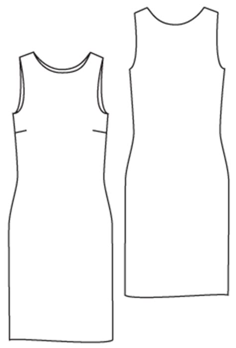 dress pattern block templates pdf sewing patterns patterns at a glance