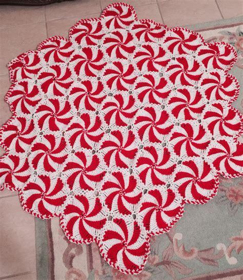 pattern for starlight christmas afghan starlight afghan peppermint afghanpinwheel afghan red