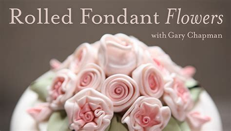 Cake Decorating Fondant Flowers by Your Fondant Flower Creation Skills In Rolled