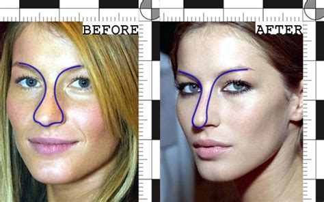 blake scarlett gisele and more celebs plastic surgery gisele b 252 ndchen plastic surgery before and after