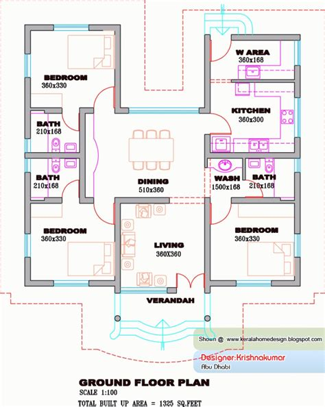 kerala home floor plans free kerala house plans best 24 kerala home design with