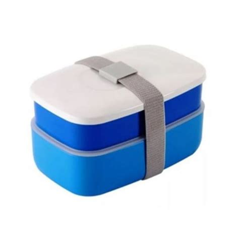 Lunch Box Blue oasis bento lunch box blue