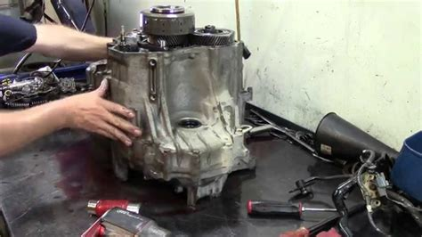 how cars engines work 2000 honda odyssey transmission control byba transmission honda odyssey teardown inspection youtube