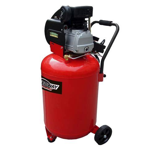 upc 093184073427 speedway 20 gallon vertical upright air compressor with wheels upcitemdb