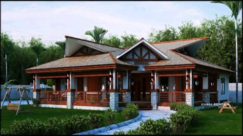 Philippines Native House Designs And Floor Plans