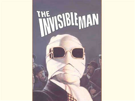 the invisible man the invisible man