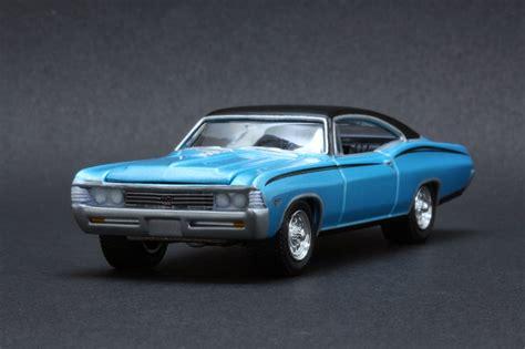 Diecast Greenlight 1967 Chevrolet Impala Ss Skala 1 64 Seri Route 6 diecast hobbist 1967 chevrolet impala ss 427