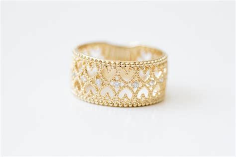 Womens Rings by 3color Crown Ring Vintage Style Ring Unique Ring