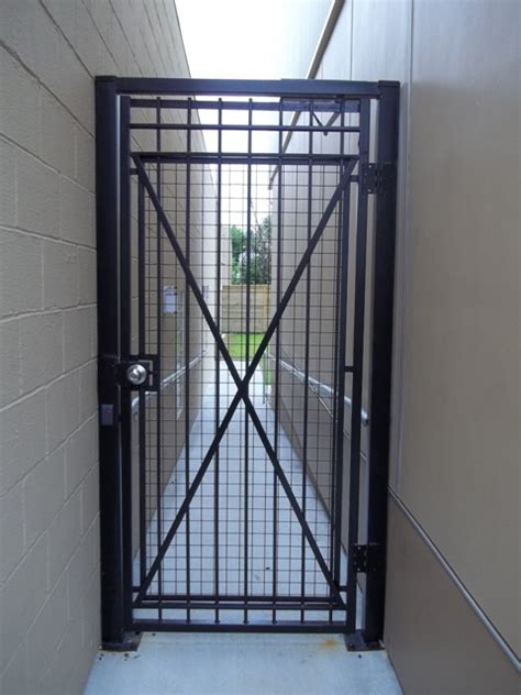 Access Custom Door And Gate by Doors Security Iron Company