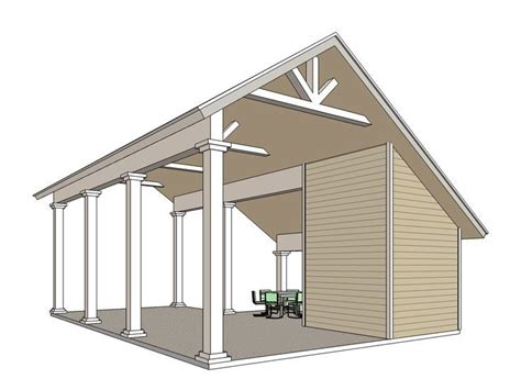 house plans with carport best 25 rv carports ideas on rv shelter rv