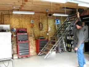 build a mezzanine in garage studio design gallery