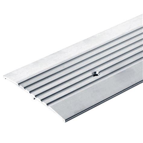 aluminium door treads m d 0 75 in x 36 in aluminum door