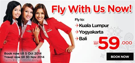 airasia promo code indonesia promo airasia indonesia till 05 october 2014 airpaz blog
