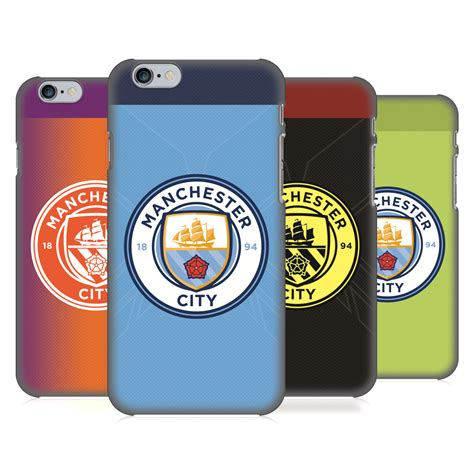 Casing Iphone 6 Custom Jersey Manchester City manchester city city fc badge kit 2016 17 back for apple iphone phones ebay