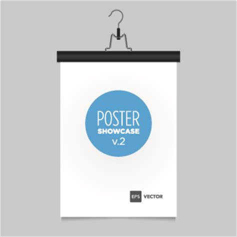 blank templates for posters blank poster template vector 02 vector cover free download