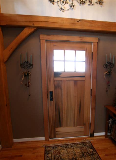 Exterior Timber Doors Timber Frame Exterior Doors New Energy Works