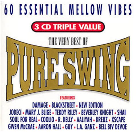 pure swing 3 pure swing and r b 60 essential mellow vibes various