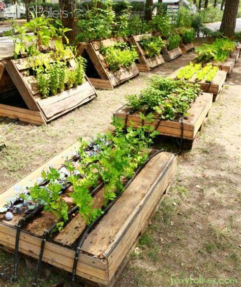 garten paletten the most raised garden beds made out of pallets