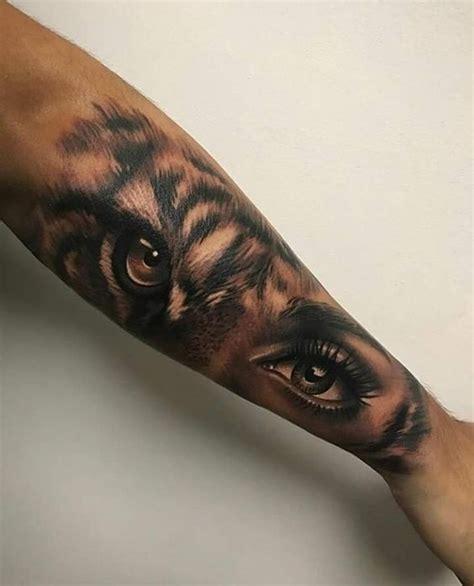 tattoo eye lady lady tiger eyes by artis garcia at certified customs in
