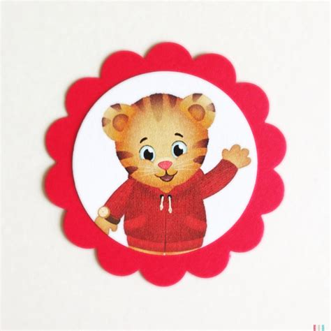 daniel has an allergy daniel tiger s neighborhood books request a custom order and something made just for you