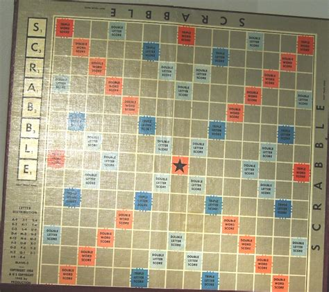 scrabble complete 1954 edition scrabble complete severn
