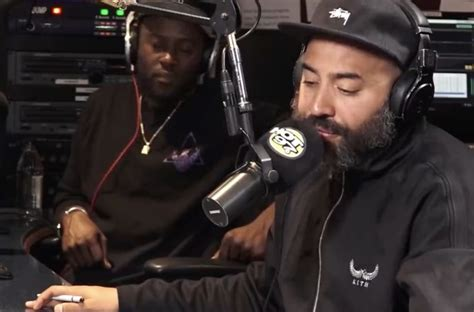 tears in the ebro watch kanye west candace owens call hot 97 s ebro but get shut down w facts sohh com
