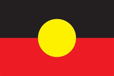 printable aboriginal flag bunting countries where we work oxfam australia