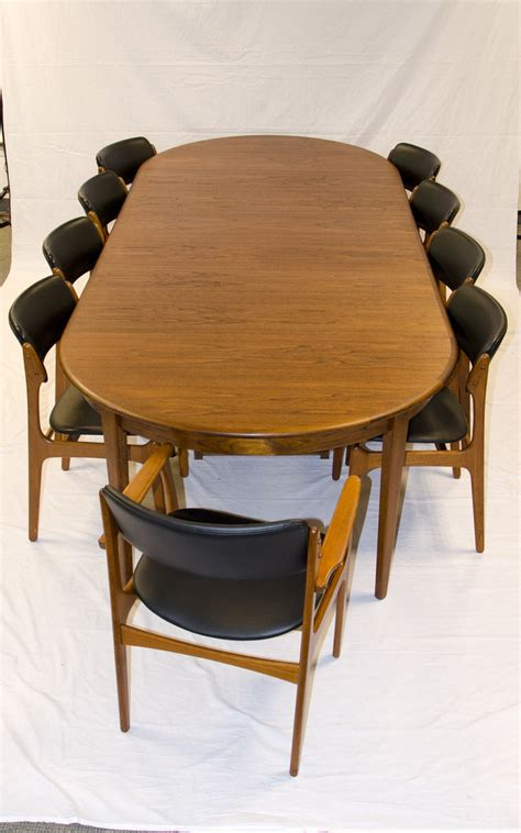 scandinavian design teak dining chairs decoration ideas dining room interior impressive