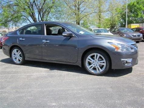 nissan altima in metallic slate kbc from 2013 2013 5