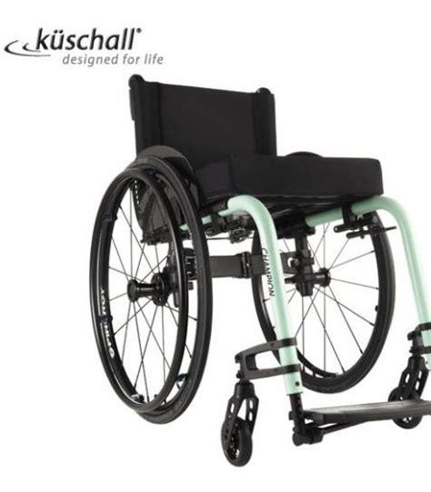 Wheel Chair by Kuschall Chion Folding Lightweight Wheelchair