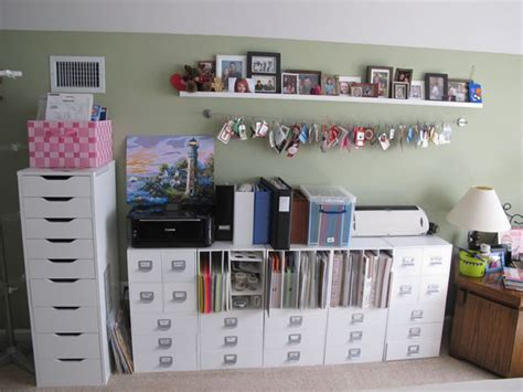 craft rooms using ikea furniture craftaholics anonymous 174 craft room tour with diana elliot