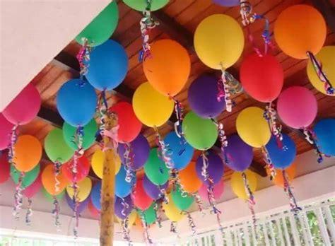 como decorar con globos con helio 16 ideas para decorar con globos al mejor estilo mejor