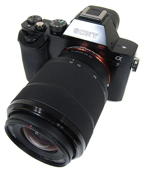 Kamera Sony Alpha 7 geschwindigkeit testbericht zur sony alpha 7