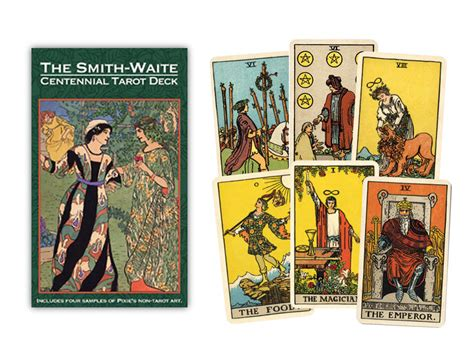 smith waite centennial tarot deck 1572817623 smith waite centennial tarot by pamela colman smith 1909 inspired deck ebay