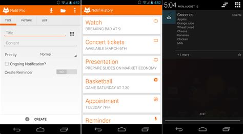 notifications android 11 android apps to make notifications more interesting