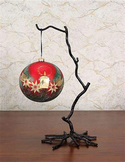 ornament stands ornament stands wrought iron twig set of 4 ornament