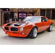 1972 Pontiac Firebird Formula For Sale